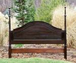 R-NYW0310 - Regency King Size Headboard Woodworking Plan Featuring Norm Abram