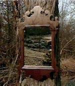 Chippendale Mirror Vintage Woodworking Plan