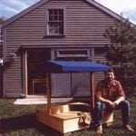 R-NYW3061 - Sandbox Woodworking Plan Featuring Norm Abram
