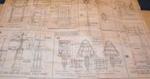 6 Bird Houses Vintage Woodworking Plan.
