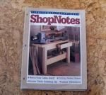 Shopnotes Issue 10 Vol 2 Recycled Woodworking Magazine, ShopNotes Magazine,workshop projects,,full sized patterns,vintage woodworking plans,old projects,recycled,woodworkers projects,blueprints,drawings,blueprints,how-to-build