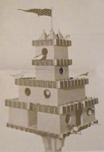 Martin Palace Vintage Woodworking Plan