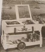 Cold Frame Vintage Woodworking Plan