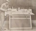 R-UBILD535 - Workbench and Cabinet Vintage Woodworking Plan