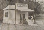Doghouse or Playhouse 2 Designs Vintage Woodworking Plan