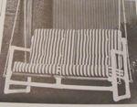 PVC Hanging Swing Vintage Woodworking Plan