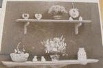 Decorator Shelves Vintage Woodworking Plan