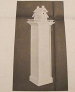 Pedestal Birdhouse Vintage Woodworking Plan