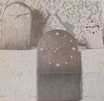 Clock Trio Vintage Woodworking Plan