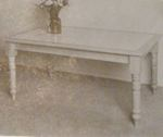 R-UBILD849 - Tile Top Table Vintage Woodworking Plan