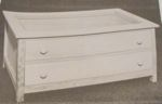 Curio Coffee Table Vintage Woodworking Plan