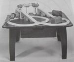 Train Table Vintage Woodworking Plan