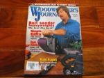 Woodworkers Journal Recycled Magazine Oct 2000 Vol 24 No 5