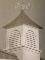 R14-1511 - Cupola Vintage Woodworking Plan.
