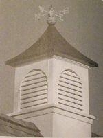Cupola Vintage Woodworking Plan.