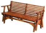 R14-2249 - Glider Bench Vintage Woodworking Plan