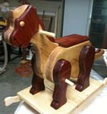 fee plans woodworking resource from WoodworkersWorkshop Online Store - rocking dinosuars,childs rockers,childrens furniture,playroom,solid wood,full sized patterns,vintage woodworking plans,old projects,recycled,woodworkers projects,blueprints,drawings,blueprints,how-to-