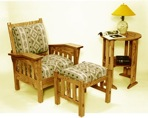 Mission Furniture Vintage Woodworking Plan Set