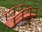 Arched Bridge Vintage Woodworking Plan Set All 3 sizes included